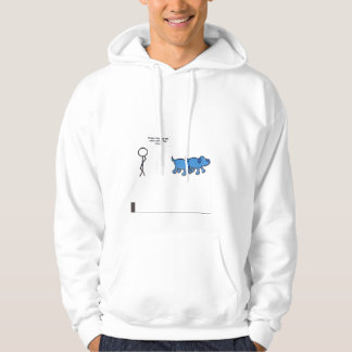 SFC: These dogs are sniffing each other too close! Hoodie