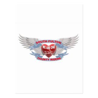 SFCR Logo Postcards