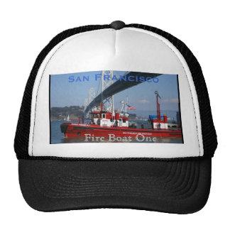 SFFD - Barco uno del fuego Gorros