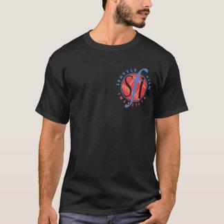 SFI Front Logo Dark Fabric T T-Shirt