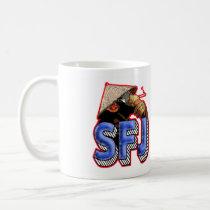 SFJ Podcast Monkey Mug