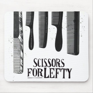 SFL combs Mouse Pad
