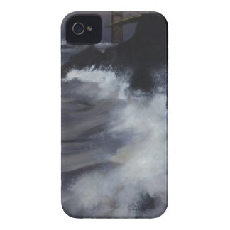 SFNocturne.jpg iPhone 4 Case-Mate Cases