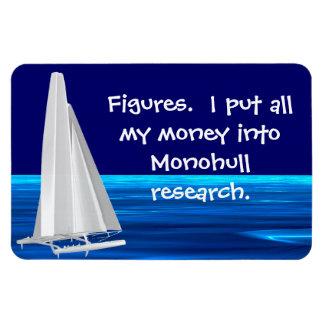 SFO AC - Figures-Money in monohulls. Magnet