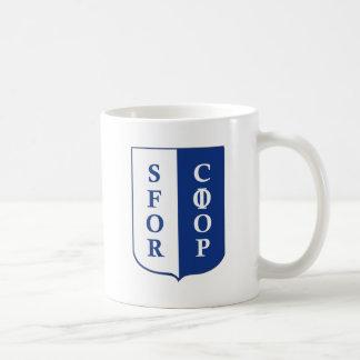 SFOR Bosnia Coffee Mug
