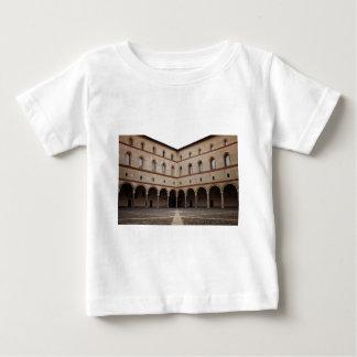 Sforza Castle (Castello Sforzesco) in Milan, Italy Baby T-Shirt