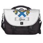 Sforza Family Crest Laptop Messenger Bag