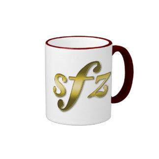 Sforzando Mug