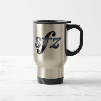 Sforzando Travel Mug
