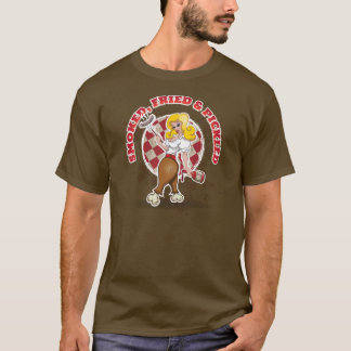 SFP'ed Barbie Q T-Shirt