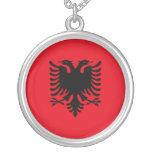 Sfr Yugoslav Albanian Minority, ethnic flag Pendant