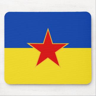 Sfr Yugoslav Ruthenian And Ukranian Minority, ethn Mouse Pad