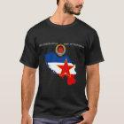 SFR Yugoslavia - Map - Emlem - Flag T-Shirt