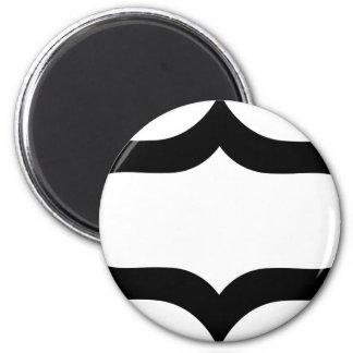 SFrameSilP10 2 Inch Round Magnet