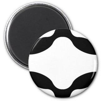 SFrameSilP1 2 Inch Round Magnet