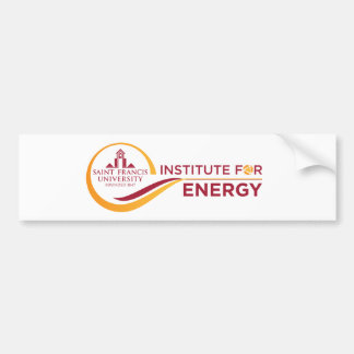 SFU Institute for Energy Sticker