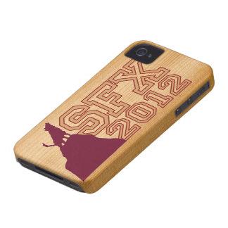 SFX 2012 FAUX-WOOD IP4CASE Case-Mate iPhone 4 CASES