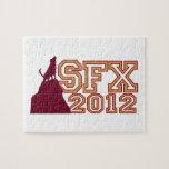 SFX 2012 ROMPECABEZA CON FOTOS