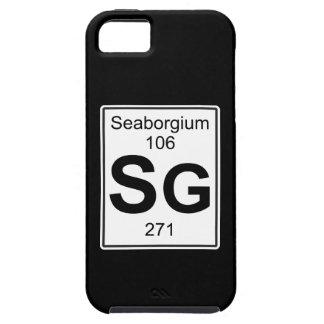 Sg - Seaborgium iPhone SE/5/5s Case