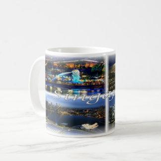 SG Singapore - Coffee Mug