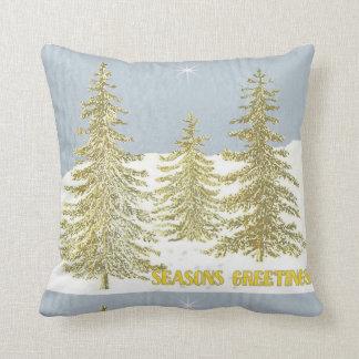 SG-Trees & Star Throw Pillow