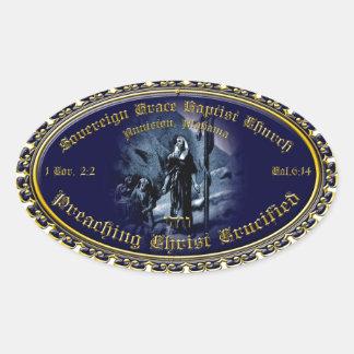SGBC Anniston Sticker