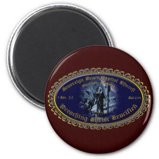 SGBC Logo 2 2 Inch Round Magnet
