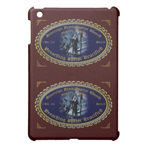 SGBC Logo 2 iPad Mini Cover