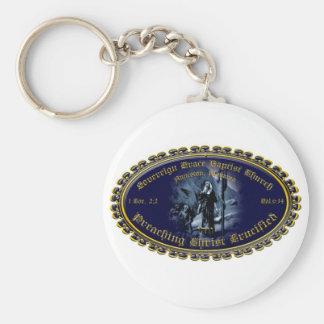 SGBC Logo 2 Keychain