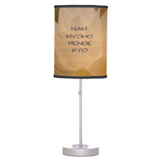 SGI Buddhist Lamp with NMRK - Customizable