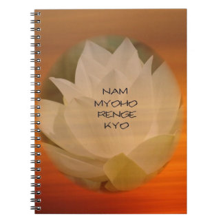 SGI Buddhist Notebook