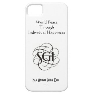 SGI Cell Case iPhone 5 Cases