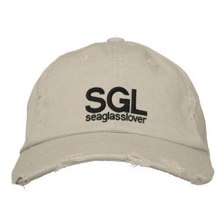 SGL, seaglasslover Embroidered Baseball Hat