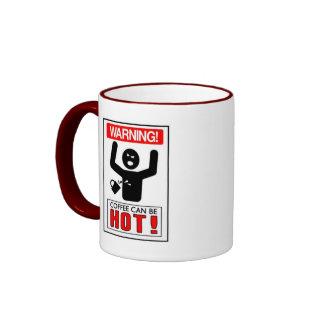 SGM HOT Mug Red