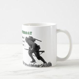 Sgt Goldenthroat Mug