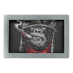 Sgt. Gorrilla Belt Buckle