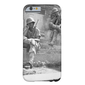 Sgt. Norwood Dorman, Benson_War Image Barely There iPhone 6 Case