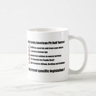 Sgt. Stubby -1 Coffee Mug