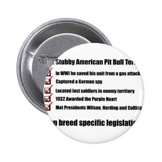 Sgt. Stubby -1 Pinback Button