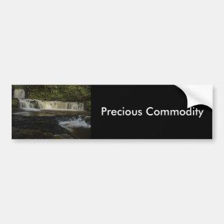 Sgwd Ddwli Waterfall Bumper Sticker