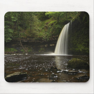 Sgwd Gwladys Waterfall 1 Mouse Pad
