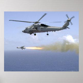 SH-60B Sea Hawk Poster