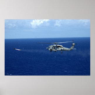 SH-60F Seahawk Poster