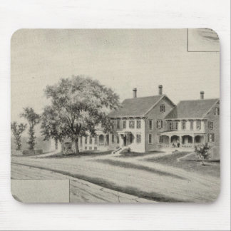 SH Dow residence Mouse Pad