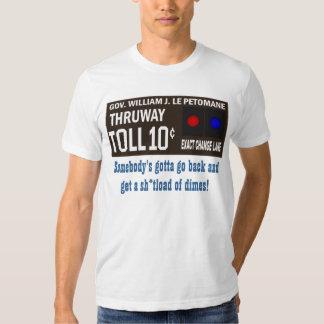 Sh*tload de monedas de diez centavos playeras