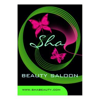 Sha Beauty Large Business Card