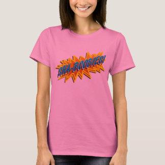 SHA-BOOBIES! Breast Cancer Awareness T-Shirt