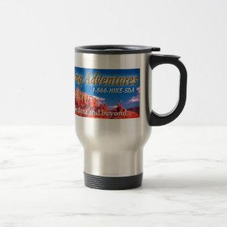 SHA Cafe Travel Mug