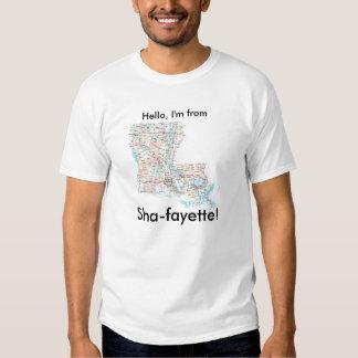 Sha-fayette: La camisa