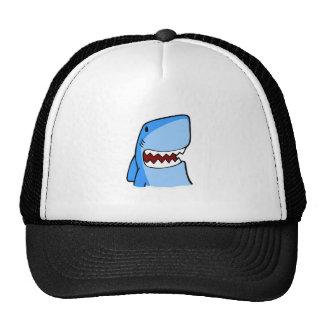Shaaark profile trucker cap